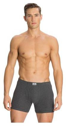Men Cotton Solid Underwear ,Pack Of 2