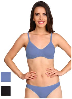 Jockey Core Color Seamless Shaper Bra Combo 1 - Pack of 2 - Style Number : 1722