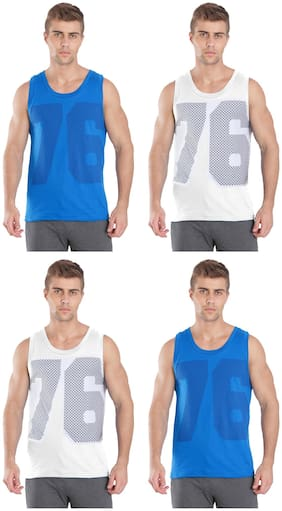 Cotton Tank ,Pack Of 4
