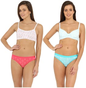 Jockey Cotton Low waist Women Panties Assorted