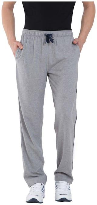 Jockey Grey Melange & Navy Jersey Pants - Style Number : 9500