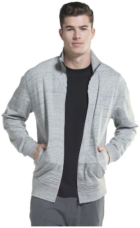 Jockey Grey Snow Melange Jacket - Style Number : 2730
