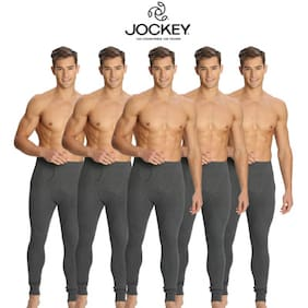 Men Cotton Thermal ,Pack Of 5