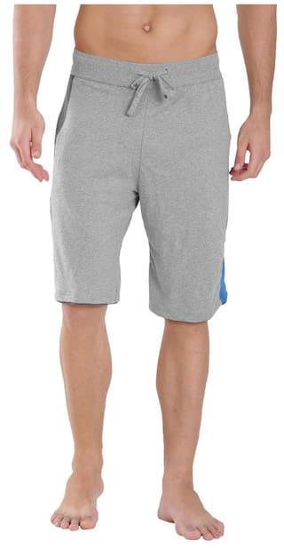 f86a1bac3b33f Buy Jockey Grey Melange   Charcoal Active Shorts - Style Number 9415 ...