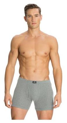 Jockey 1 Trunks - Grey