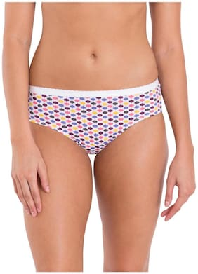 Jockey Light Prints Hipster Pack of 2 - Style Number 1523