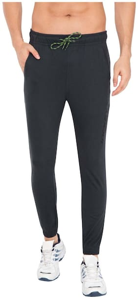 Slim Fit Cotton Track Pants ,Pack Of Pack Of 1
