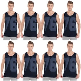 Cotton Tank ,Pack Of 8