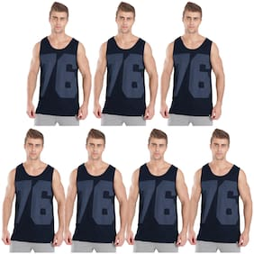 Cotton Tank ,Pack Of 7