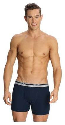 Jockey Navy Boxer Brief Pack of 2 - Style Number 8009