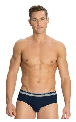 Jockey 1 Briefs - Blue