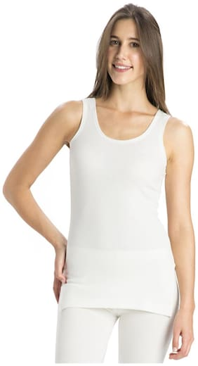Jockey Off White Thermal Camisole - Style Number 2500