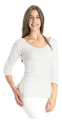 4d361a5d232b9 Buy Jockey Women Cotton Thermal Top - White Online at Low Prices in India -  Paytmmall.com