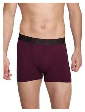 Men Nylon Solid Underwear ,Pack Of 1