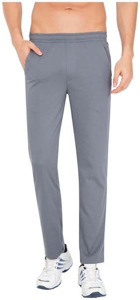 Slim Fit Cotton Track Pants
