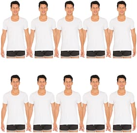 Cotton Basic ,Pack Of 10