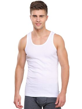 Jockey White Modern Undershirt Pack Of 2 - Style Number 8823