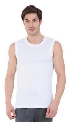 Jockey White Muscle Tee - Style Number 9930