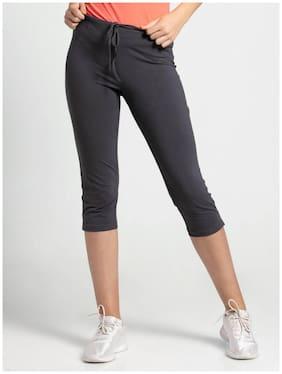 Women Blended Slim Fit Shorts