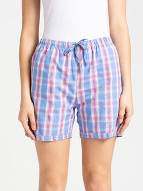 Women Regular Fit Shorts ,Pack Of 1