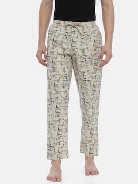 Men Cotton Regular Pyjama ,Pack Of 1