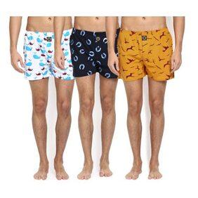 Joven Men's Knit Boxers