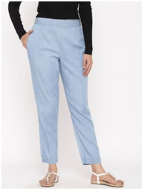 Women Cotton Ethnic Pants