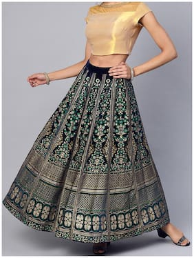 Floral Ethnic Skirt