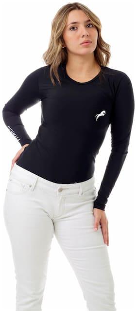 Women Full Sleeves T Shirt