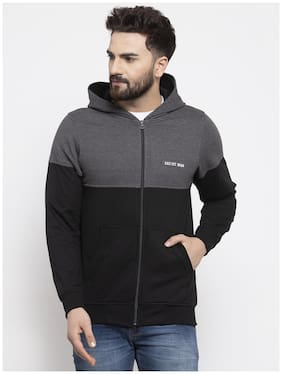Men Colourblocked Sweatshirt