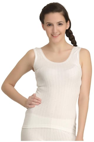 Buy Kanvin Women Thermal Sleeveless Vest Online at Low Prices in ... 486428301