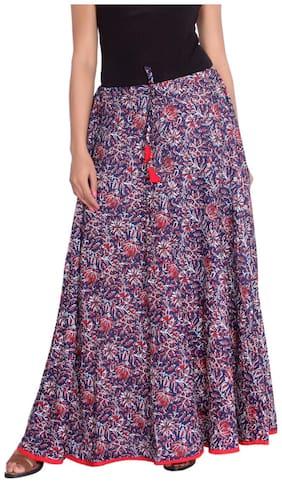 Printed Ethnic Skirt
