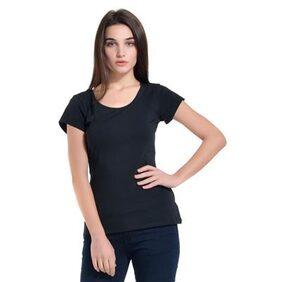 Kazo Black T Shirt