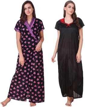 Keoti Multi Nighty with Robe