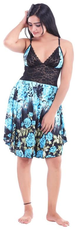 Keoti Satin Floral Multi For Women
