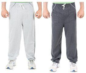 KETEX Men Blended Track Pants - Multi