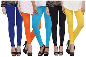 KEX Ankle Length Legging (Multi;Solid)