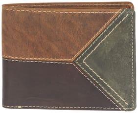 Khadim's Multicolour Single-fold Wallet