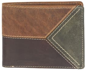 Khadim's Multicolour Single-fold Wallet
