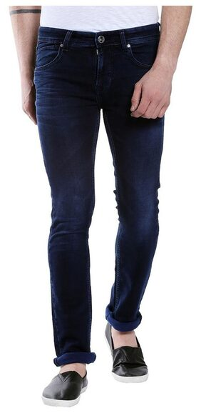 Killer Men Low Rise Slim Fit ( Slim Fit ) Jeans - Blue