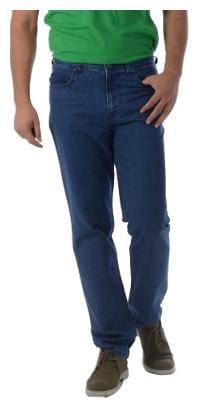 Killer Men Blue Straight Fit Jeans