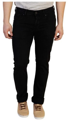 Killer Men Low Rise Tapered Fit ( Just In Fit ) Jeans - Black
