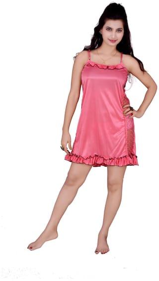 Kismat Fashion Sexy & Stylish Babydoll Nighty
