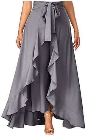 Women Blended Palazzo ,Pack Of 1