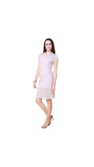 Style Plain Klick2 Style Dress Klick2 Cream ExPPtqwTYf
