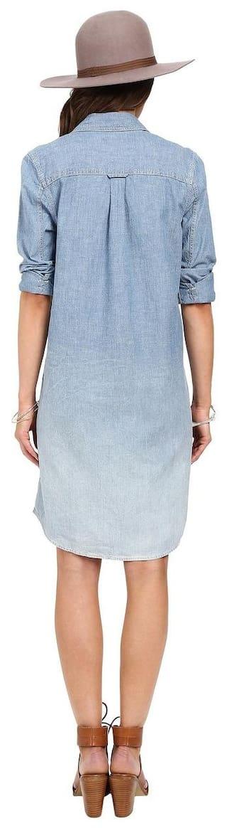 Heavy Dress Klick2Style Ulitame Denim for Look Bwn7z1nq