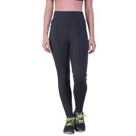 Klick2Style Women Regular Fit Cotton Printed Track Pants - Grey