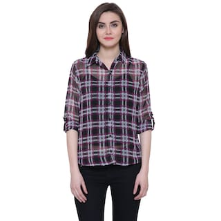 Black Ladies KMBR 18A Shirt CheckLine vHf5xqfwg