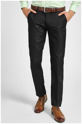 Men Regular Fit Formal Trouser