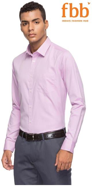 Fit Printed Formal Regular Knighthood Shirt NpNTaaPEs